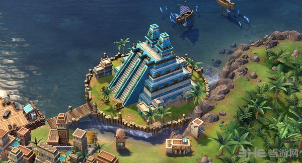文明6仅玩家可用全文明加强MOD截图0