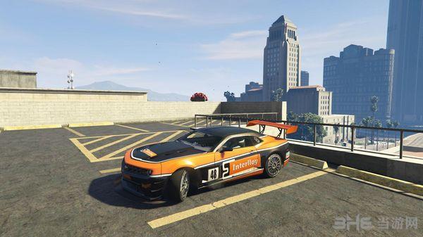 侠盗猎车手5雪佛兰科迈罗GT3 MOD截图0