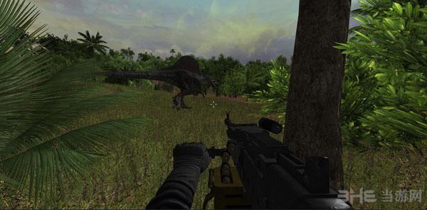猎杀恐龙截图0
