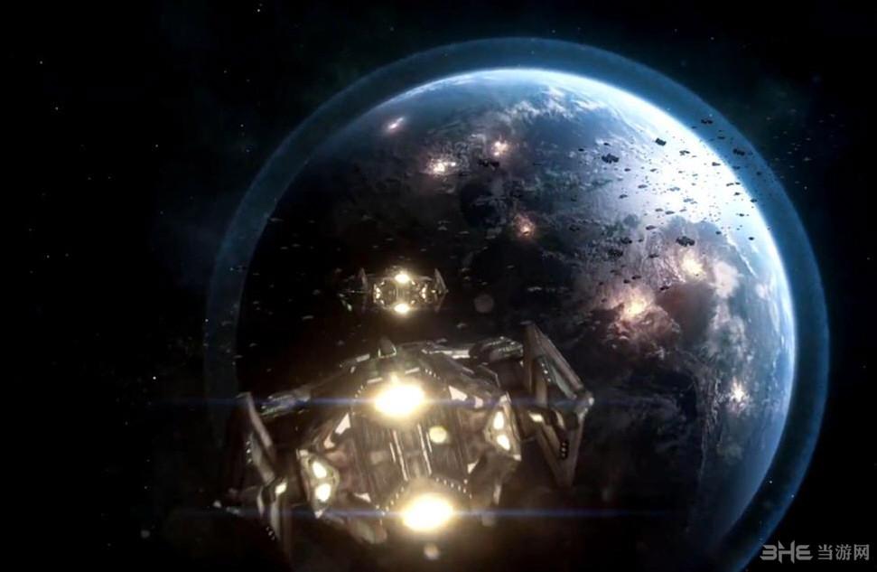 银河文明3升级档+12DLC+破解补截图0