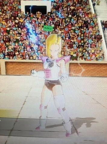龙珠:超宇宙2赛亚女地球女变身替换MOD截图0