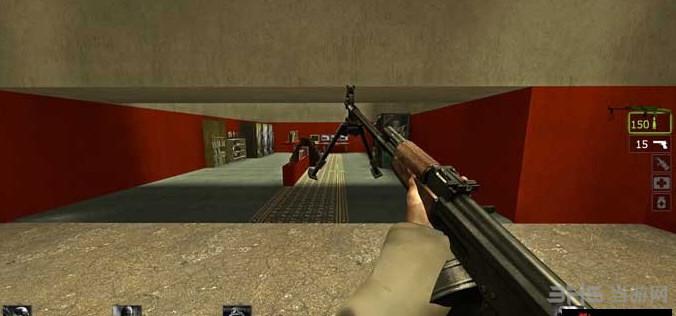 求生之路2卡拉什尼科夫轻机枪MOD截图0