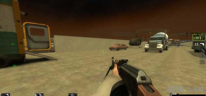 求生之路2卡拉什尼科夫轻机枪MOD截图2