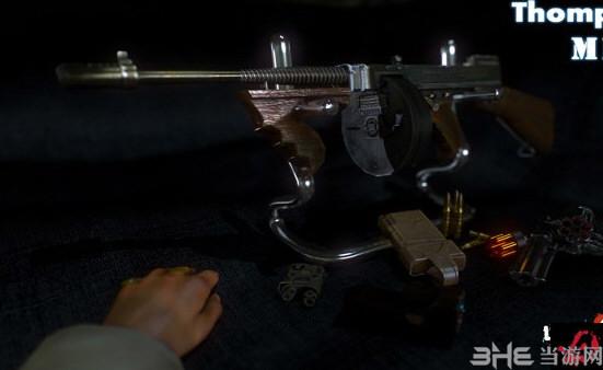 求生之路2使命召唤汤姆逊M1927冲锋枪MOD截图0