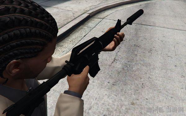 侠盗猎车手5 CSGO武器MOD截图1