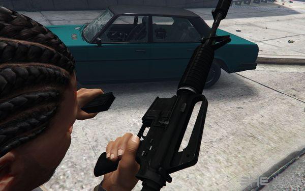 侠盗猎车手5 CSGO武器MOD截图2