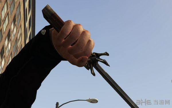 侠盗猎车手5耻辱武器MOD截图2