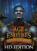 帝���r代2:阿��杰斯的崛起(Age of Empires II HD: Rise of the Rajas)PC�h化中文硬�P版