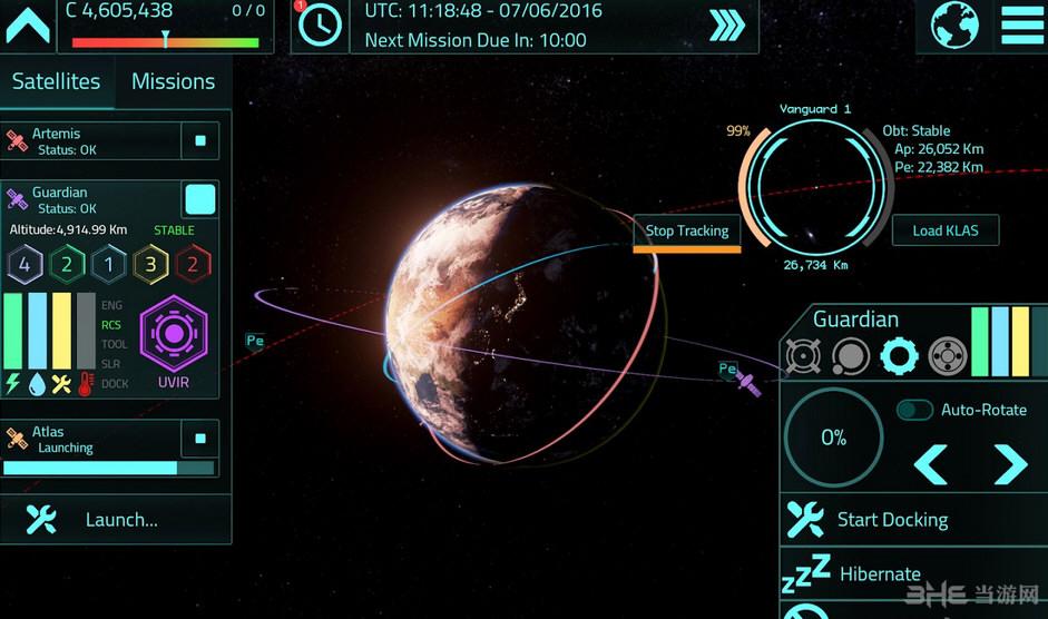 卫星指挥v1.0.3升级档+破解补丁截图0