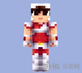 我的世界圣斗士星矢Seiya星矢皮肤截图0