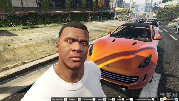 侠盗猎车手5 DLC车辆随机生成MOD截图2