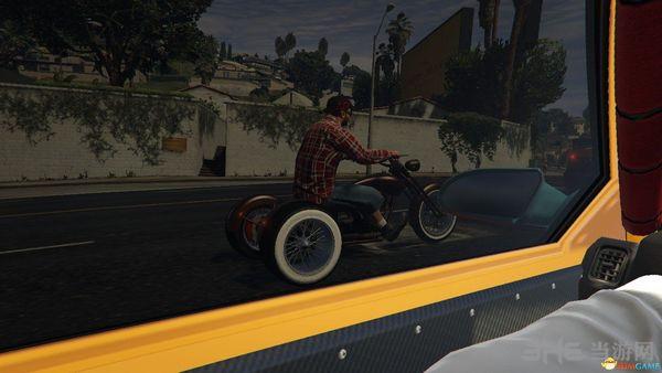 侠盗猎车手5 DLC车辆随机生成MOD截图3