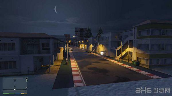 侠盗猎车手5北洋克顿城市扩张MOD截图0
