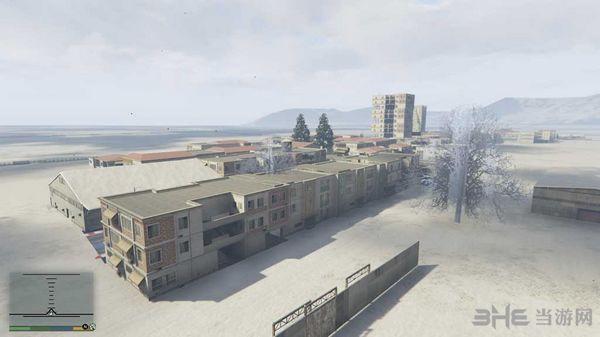 侠盗猎车手5北洋克顿城市扩张MOD截图1