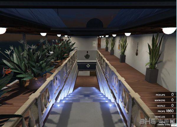 侠盗猎车手5世界顶级豪宅场景MOD截图1