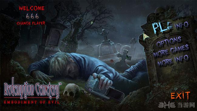 救赎墓园10:邪恶化身截图0