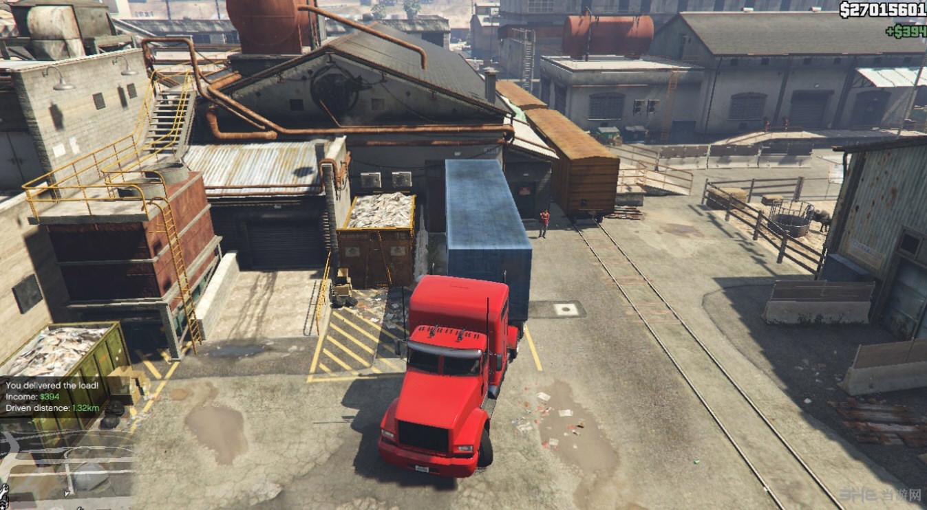 侠盗猎车手5RAGE:交通运输MOD截图2