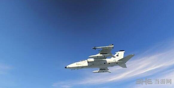 侠盗猎车手5Embraer A-1型AMX攻击机MOD截图2