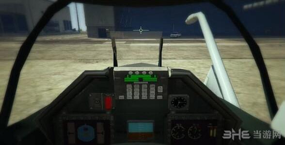 侠盗猎车手5Embraer A-1型AMX攻击机MOD截图4