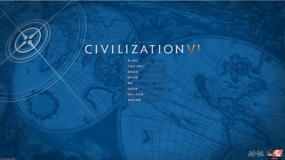 文明6 v1.0.0.56部落土匪和叛军MOD截图0