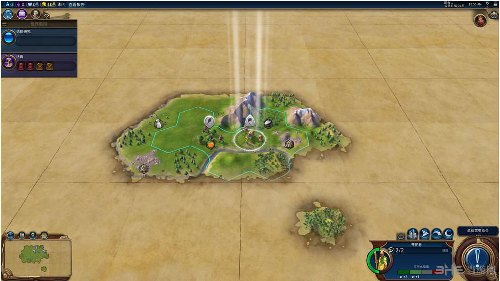 文明6 v1.0.0.56部落土匪和叛军MOD截图2