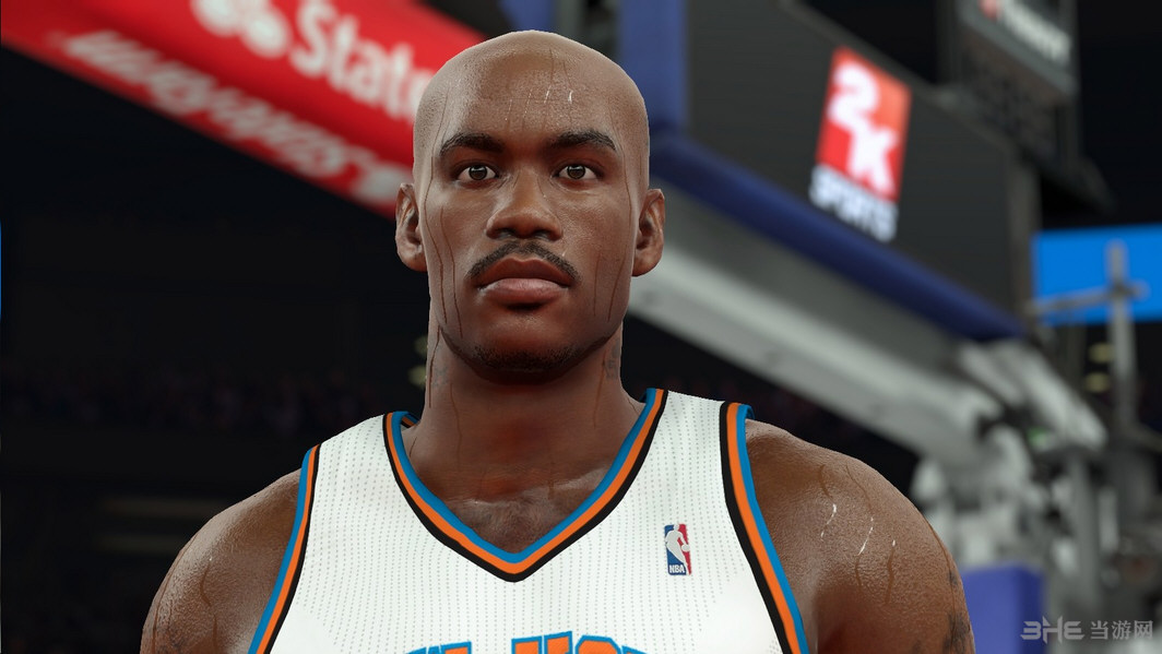 NBA2K17斯蒂芬・马布里面补MOD截图2