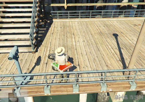 侠盗猎车手5钓鱼MOD测试版截图1