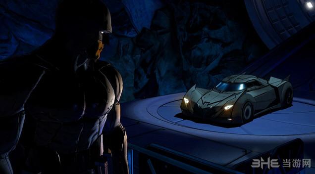 蝙蝠侠:故事版8号升级档+EP4+未加密补丁截图2