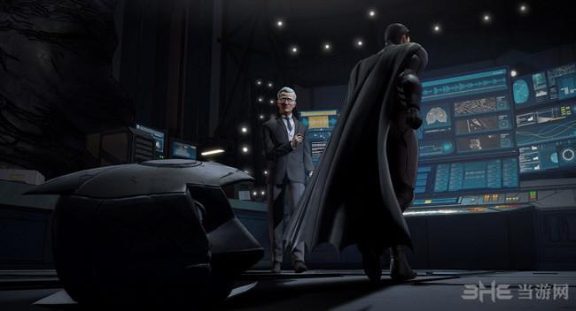 蝙蝠侠:故事版8号升级档+EP4+未加密补丁截图3