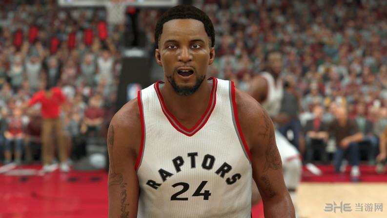 NBA 2K17鲍威尔面补MOD截图0