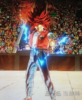 龙珠:超宇宙2赛亚男地球男变身MOD截图0