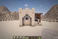 我的世界沙漠小屋建造视频教学 沙漠小屋怎