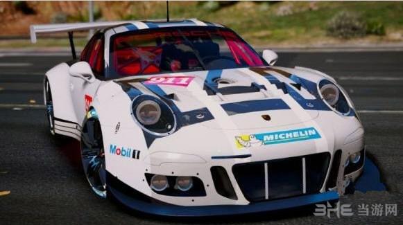 侠盗猎车手5保时捷911 GT3 R MOD截图0