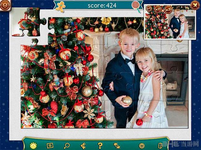 假日拼图:圣诞节4截图2