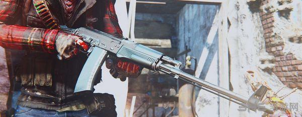 辐射4 6把卡拉什尼科夫突击步枪整合MOD截图1