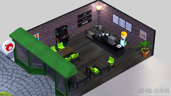 咖啡店大亨截图1