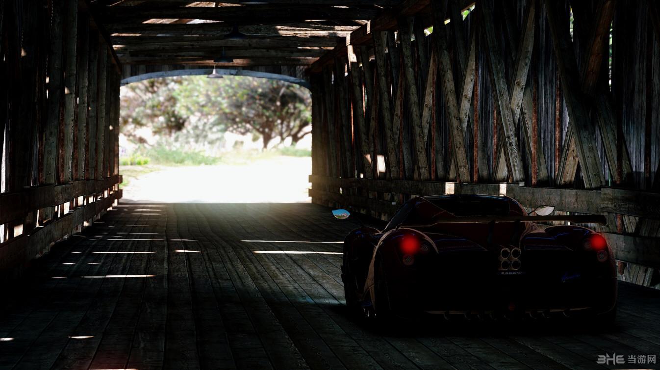 侠盗猎车5超强画面ReduxMOD截图1