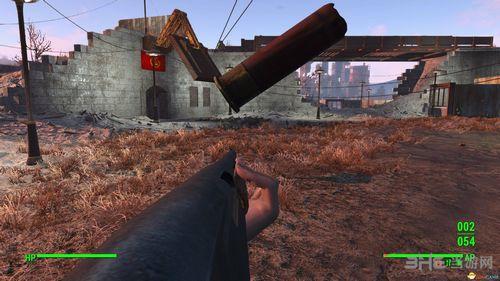 辐射4雷明顿散弹枪MOD截图1