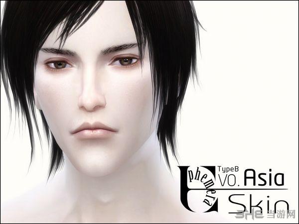 模拟人生4脸部综合包MOD截图0