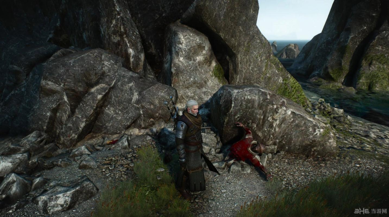 巫师3:狂猎年度版百分百肢解MOD截图0