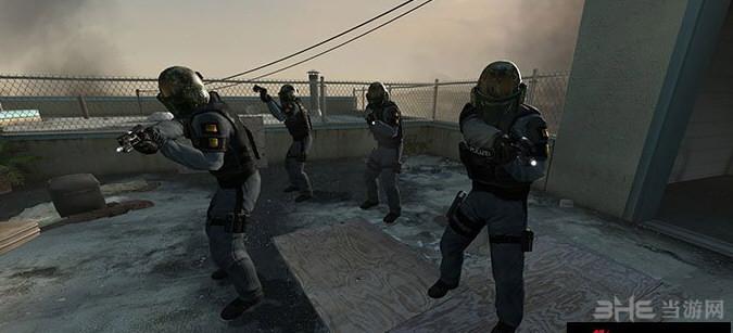 求生之路2 CS:GO警察生存者MOD截图1