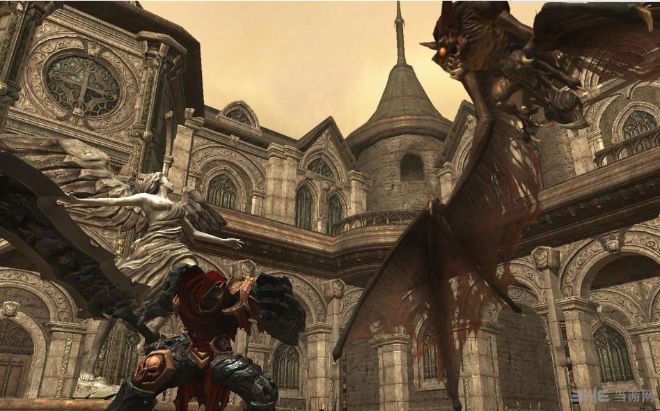 暗黑血统:战神版3号升级档+未加密补丁截图1