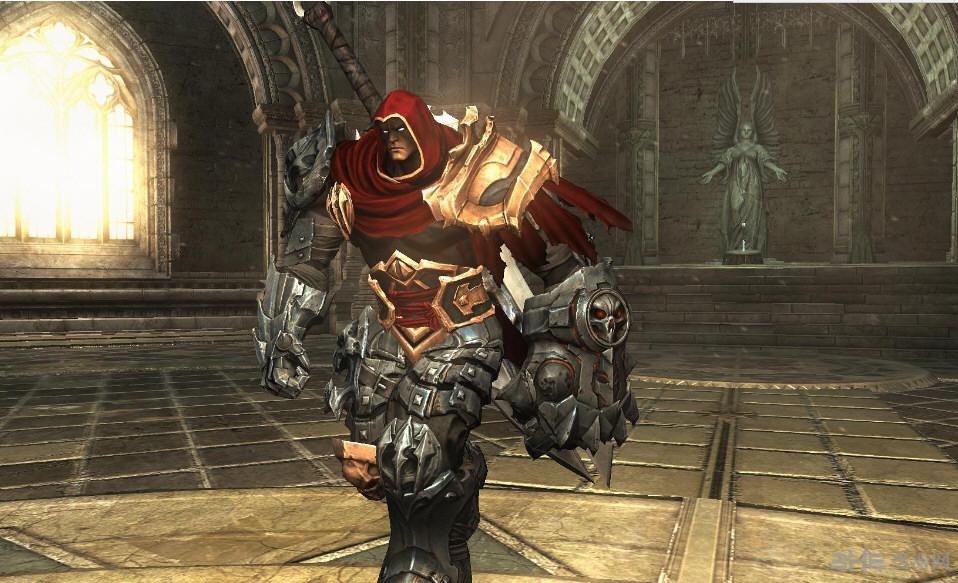 暗黑血统:战神版3号升级档+未加密补丁截图0