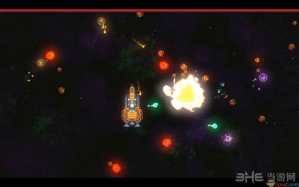 小行星2000截图2