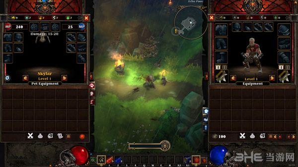 火炬之光2暗黑破坏神3界面MOD截图3