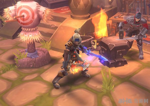 火炬之光2雷霆灾难双剑MOD截图2