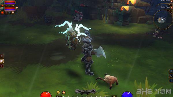 火炬之光2魔兽世界圣骑士MOD截图0