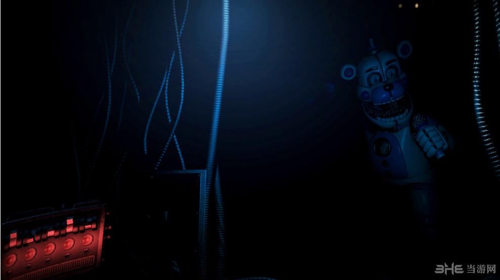 玩具熊的五夜后宫:姐妹地点v1.11升级档+未加密补丁截图2