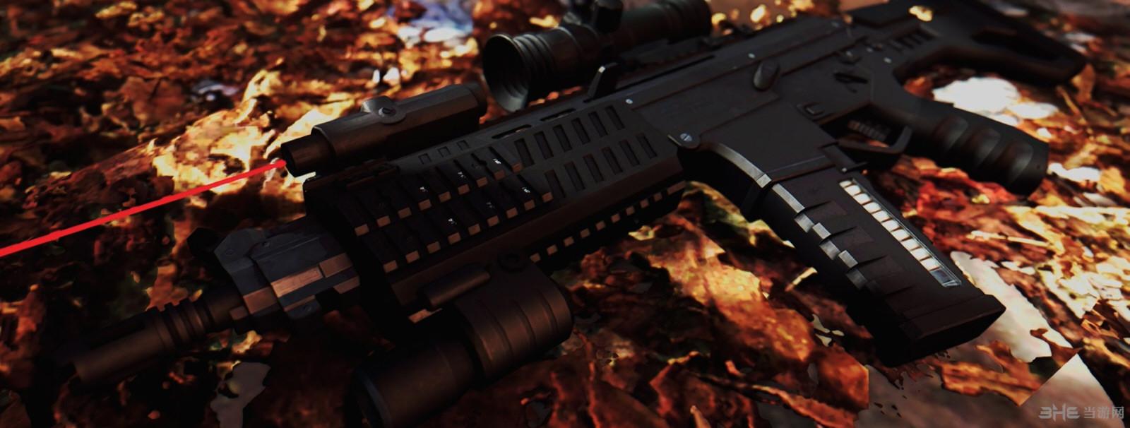 辐射4LK-05步枪MOD截图0