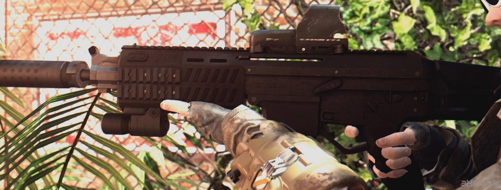 辐射4LK-05步枪MOD截图3